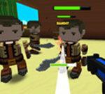 Wild West – A Minecraft Shoot 'em Up