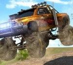Monster Truck Jam 3d Racing